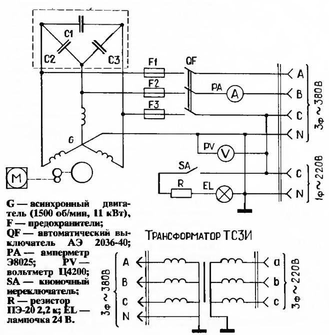 Своими руками генератор переменного тока на 220 вольт