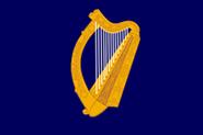 Ирландский флаг на основе герба.png