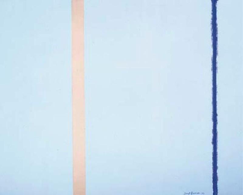 Барнетт Ньюман. «Белый огонь I» — 3,8 млн долларов..jpg