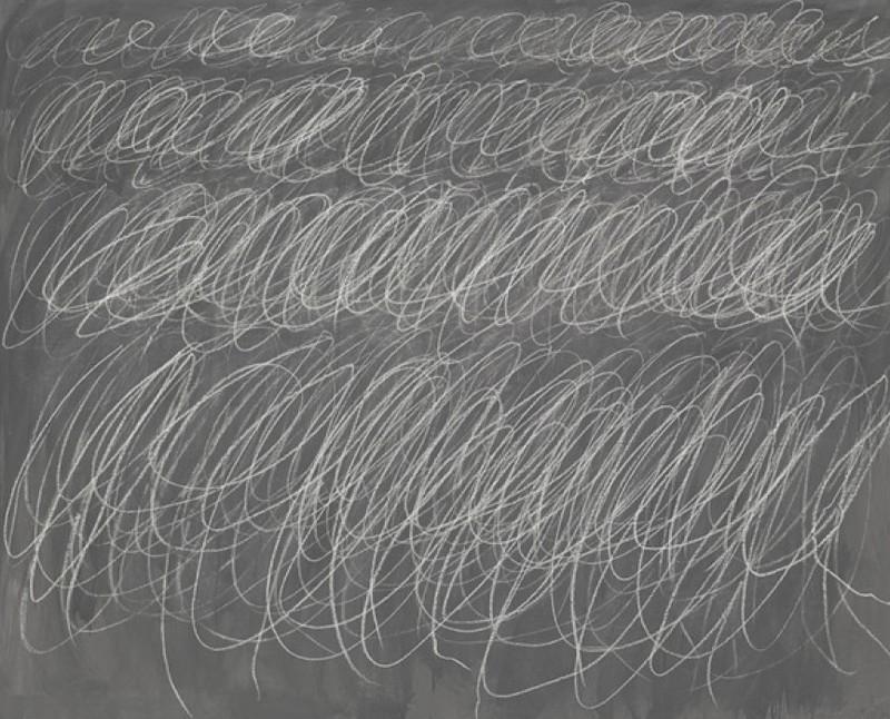 Сай Твомбли. «Без названия» — 69,6 млн долларов..jpg
